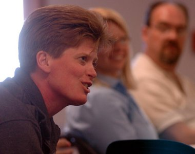 Breakout Drug Education Program Coordinator, Shelly Milligan