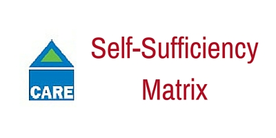 CareSelf-SufficiencyMatrix