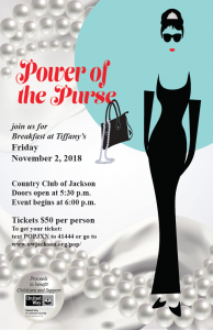 Power Of The Purse @ Country Club of Jackson | Jackson | Michigan | United States