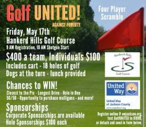 Golf UNITED @ Hankerd Hills Golf Course