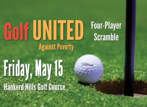 Golf UNITED Against Poverty @ Hankerd Hills Golf Course